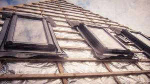 Pose fenêtres de toit Bourbriac