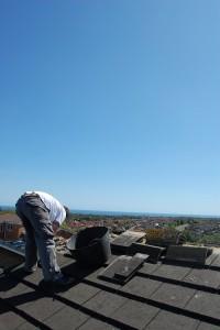 Étanchéité de toiture Saint-Brieuc