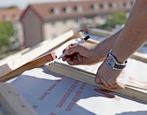 Surélévation de toiture Plouasne
